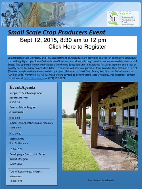 SmallScaleProducersConference